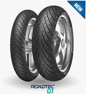 Metzeler Roadtec 01 is the latest evolution in Metzeler touring tyres Pair Deal  120/70-17 & 180 or 190 $500 F&B