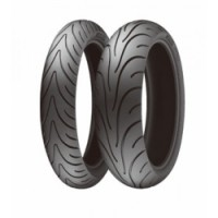 Michelin Pilot road 2 120 & 180 $465 fitted and Balanced