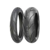 Shinko 011 Verge $350 The pair Fitted & Balanced